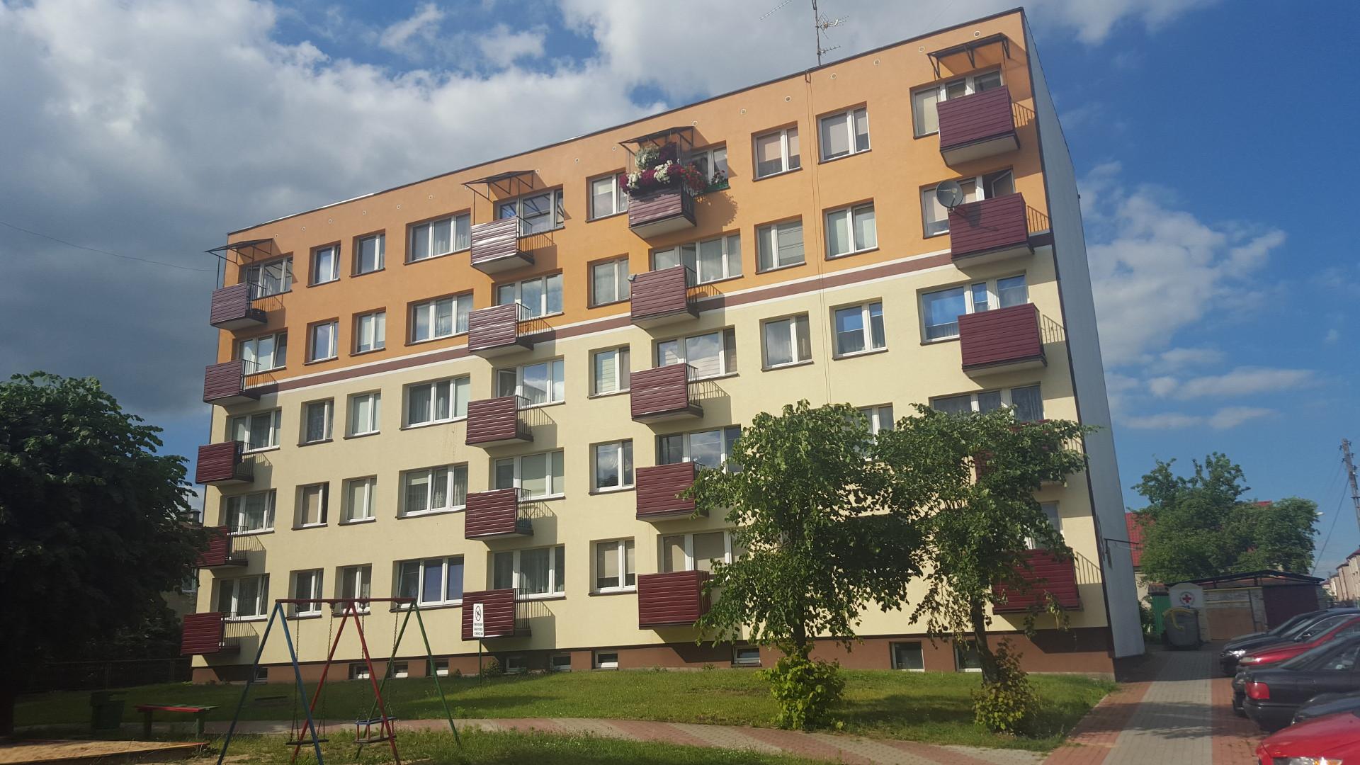 Termomodernizacja bloku mieszkalnego przy ul. Tysiąclecia 9 - Mońki