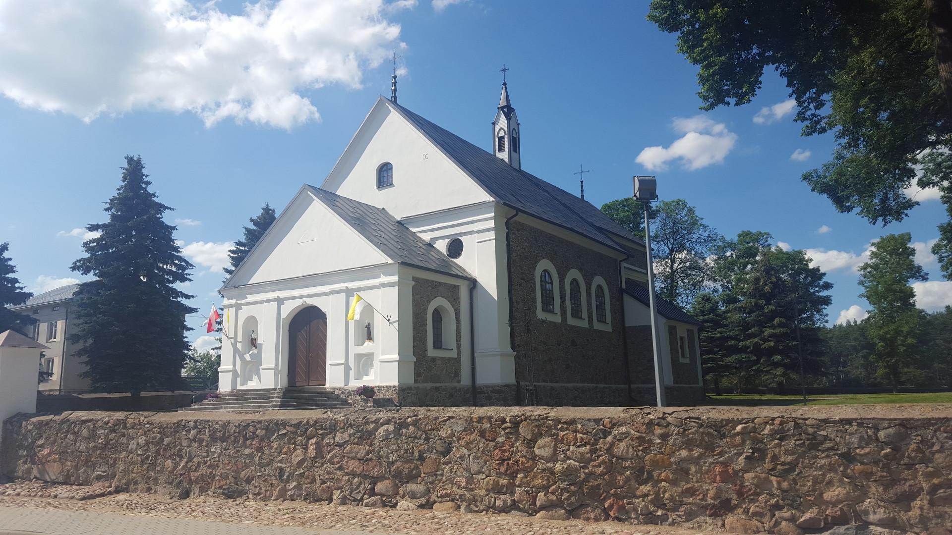 Renowacja zabytkowego kościoła w parafii pod wezwaniem św. Jana Chrzciciela w Brzozowej - 1