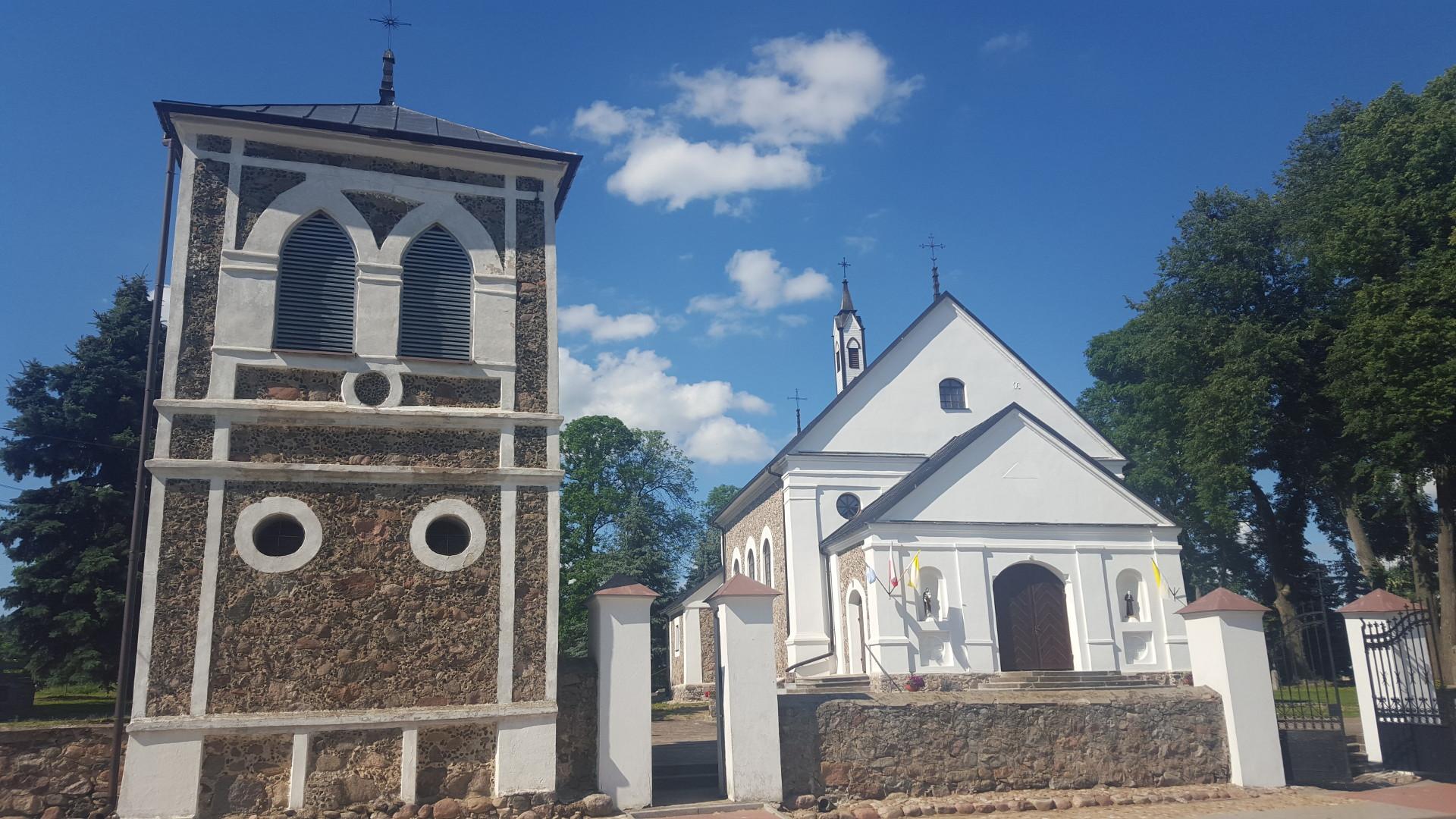 Renowacja zabytkowego kościoła w parafii pod wezwaniem św. Jana Chrzciciela w Brzozowej - 2