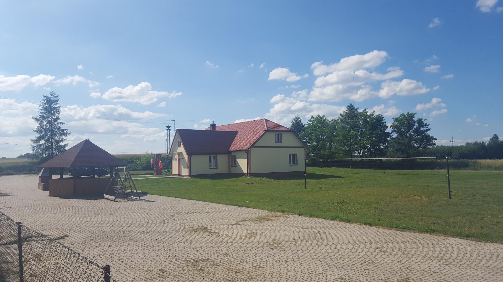 Remont i termomodernizacja budynku Ochotniczej Straży Pożarnej, oraz świetlicy wiejskiej we wsi Brzozowa - 2